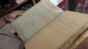 Oriental-Seminary-Service-Record